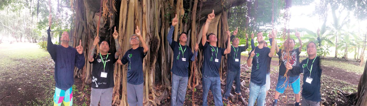 Pastors of Agape Christian Fellowship Oahu